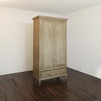 restoration hardware maison armoire max