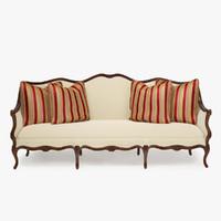 henredon bridgette sofa fbx
