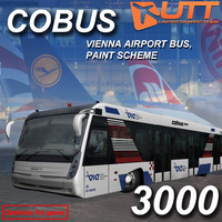 3d model of cobus 3000 vienna
