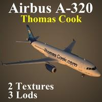 3ds max airbus tcx