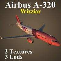 airbus wiz max