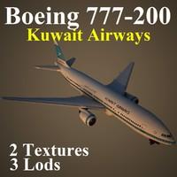 maya boeing 777-200 kac