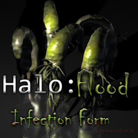 Halo Flood Infection / Spore