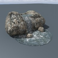 rock games ready 3d model