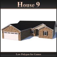 x house 9