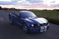 3ds car sport