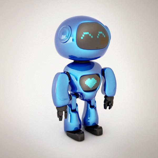how to create a mini robot
