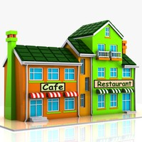 Cartoon Cafe & Restaurant
