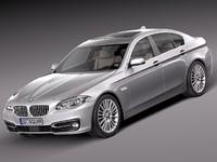 BMW 5-series f10 2014 sedan