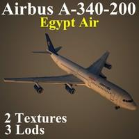 3d airbus msr model