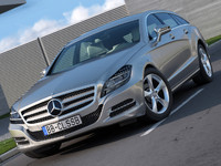 Mercedes Benz CLS Shooting Brake 2013