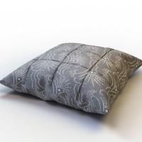 3dsmax pillow
