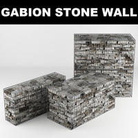 gabion stone wall max