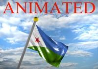 3d djibouti flag