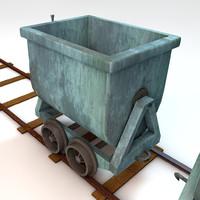 cart mining 3ds
