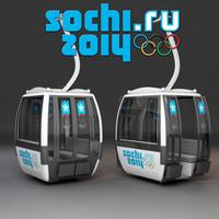 cableway car sochi max