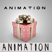 animation gift box 3ds