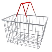 super shopping baskets 3d 3ds