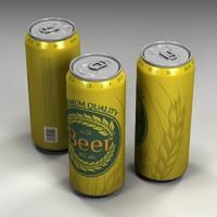 beer 3d max