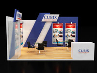max exhibition stall
