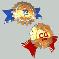 Seal of CG Pro-ness