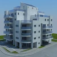 3d buildings 2 1