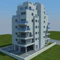 building house 3d max