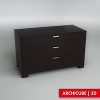 Chest of drawers 002