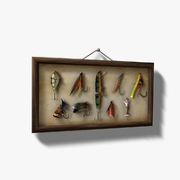 Tackle Box 3D models
