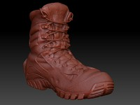 3d scan tactical research boot