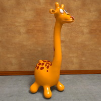 Cartoon Giraffe Toon