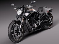 Harley-Davidson V-rod Night Rod Special 2013
