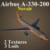 3d airbus nvr