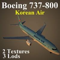 max boeing 737-800 kal