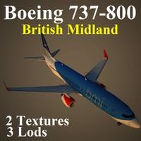 boeing 737-800 bma max