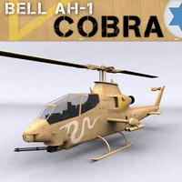 max israeli bell ah-1 cobra