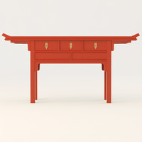 maya console furniture