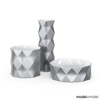 b italia joker vases 3d max