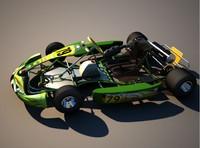 kart green