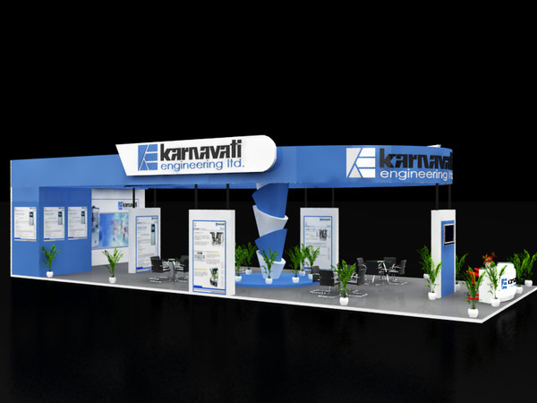 Exhibition stall rates : Maya exhibition stall