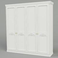 cabinet morfeo 3d max