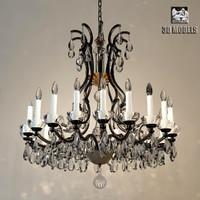 maya phoenix chandelier