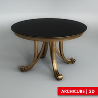 3dsmax table