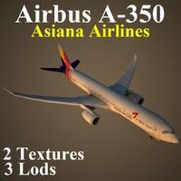 airbus aar 3d max