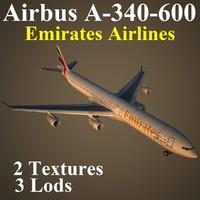 3d max airbus uae