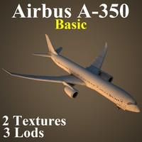 3dsmax airbus basic