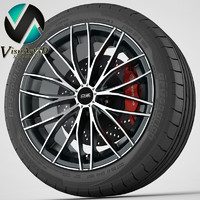 wheel OZ Italia 150 racing