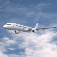 3ds max airplane boeing plane