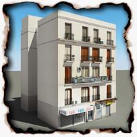 building 58 3d max