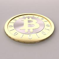 coin gold 3d model